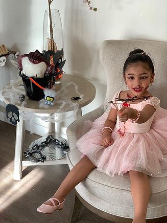 halloween balerina