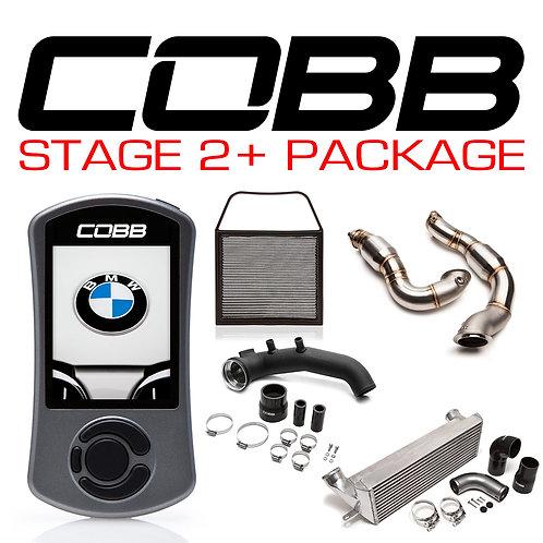 COBB Stage 2+ BMW N54 Power Package