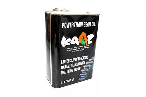 KAAZ Limited Slip Differential Gear Oil (GL-5/80W-90)