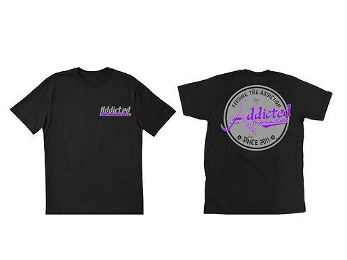 """APU """"Vintage"""" Logo T-Shirt"""