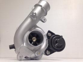 BNR Mazdaspeed 3/6 S1 Turbocharger Upgrade