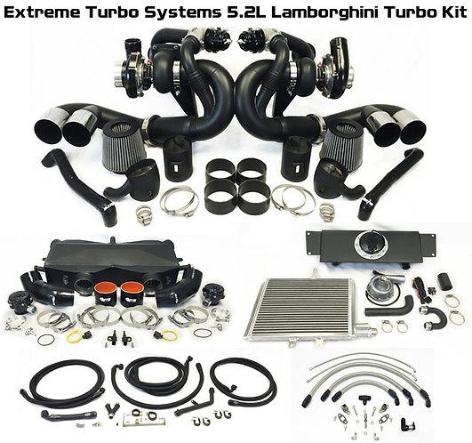 ETS 2009-2014 Lamborghini 5.2L Turbo Kit