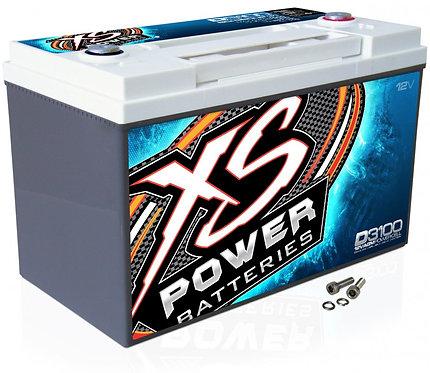 XSPower D3100 - 12V AGM Battery