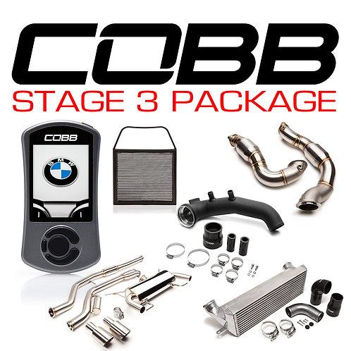 COBB Stage 3 BMW N54 3-Series Power Package
