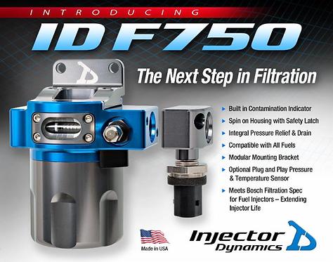 ID F750 Fuel Filter
