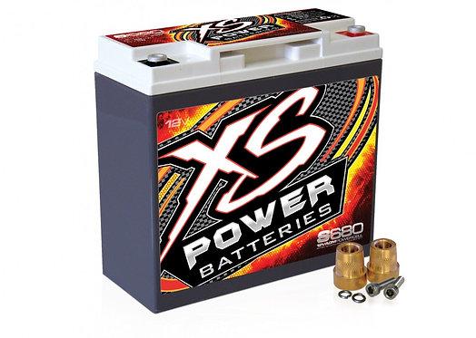 XSPower S680 - 12V AGM Battery