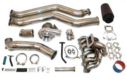 ETS Toyota Supra 93-98 Turbo Kit