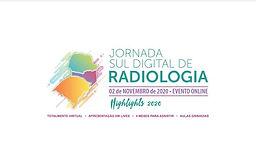 Jornada Sul Digital de Radiologia - Oncorradiologia