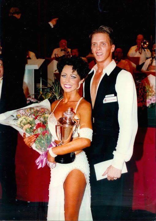 Open British Am Latin Champion 1996