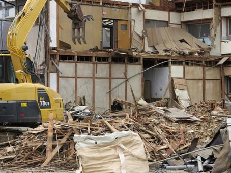 解体工事業の建設業許可はもう取得しましたか?