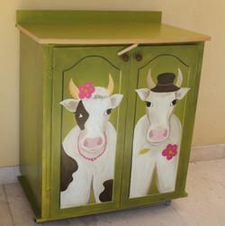 decor vache