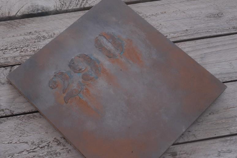 patine industrielle