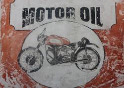 publicite huile moteur