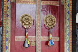 portes temple ladakhi