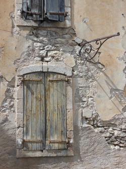 fenêtre village haute provence