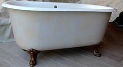 baignoire en fonte