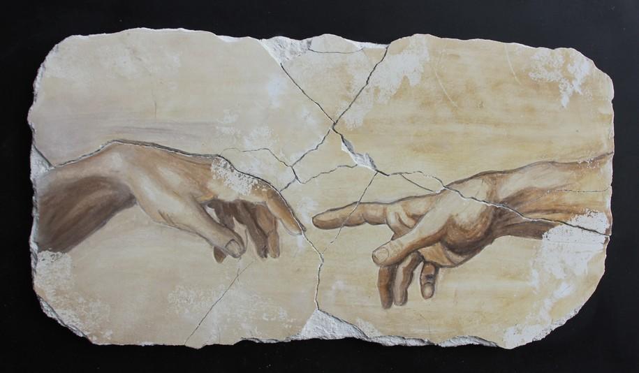 fresque vatican