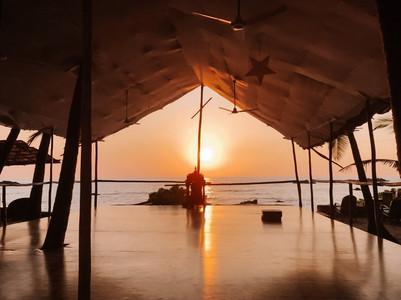 Sunset shala