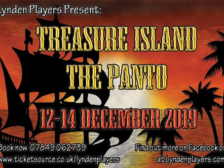 Past Productions: Treasure Island