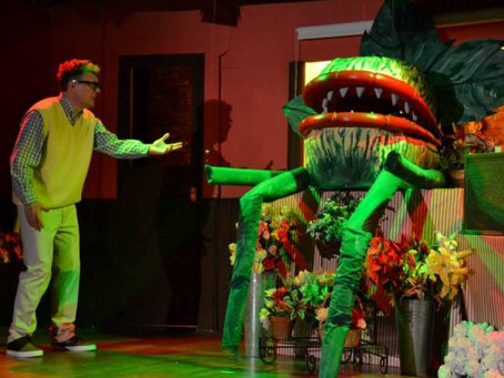 Past Productions: Little Shop of Horrors