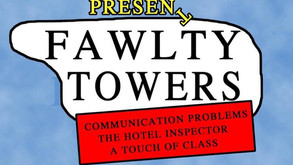 Past Productions: Fawlty Towers