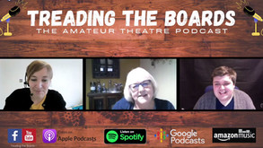 News: Treading the Boards Podcast