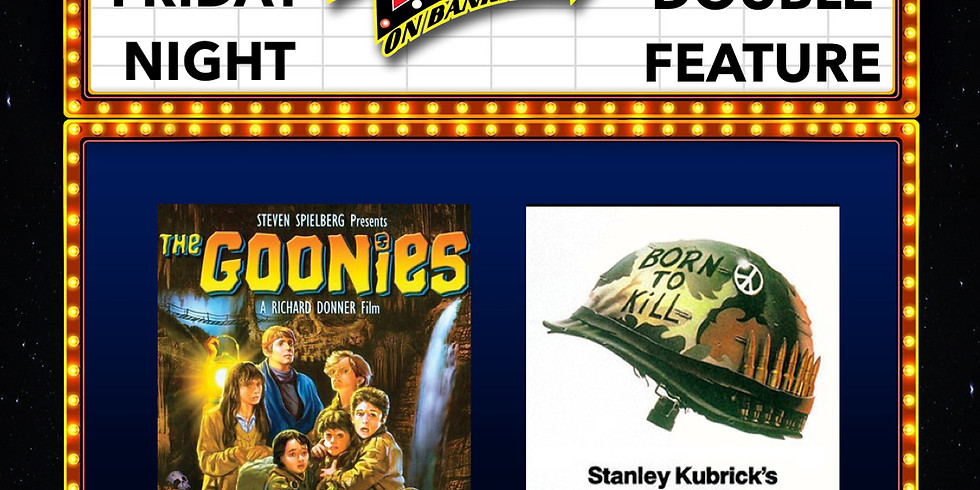 Friday Night Double Feature