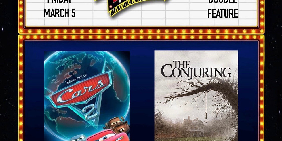 Cars/The Conjuring