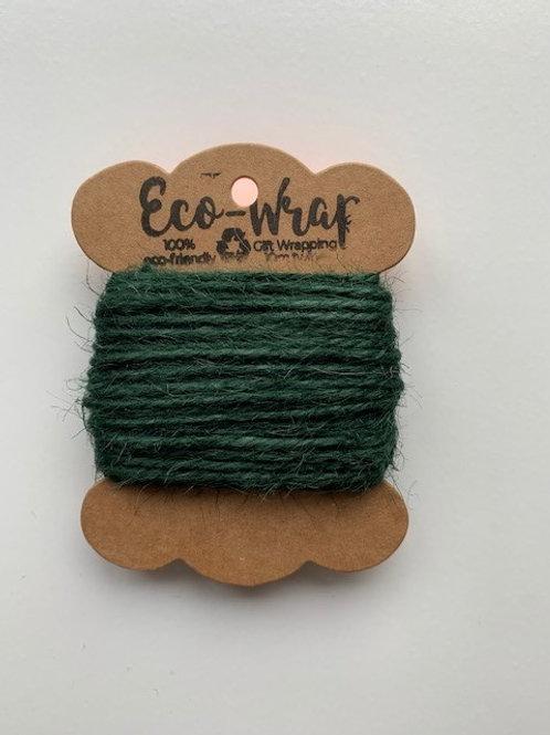 Green 10m Twine
