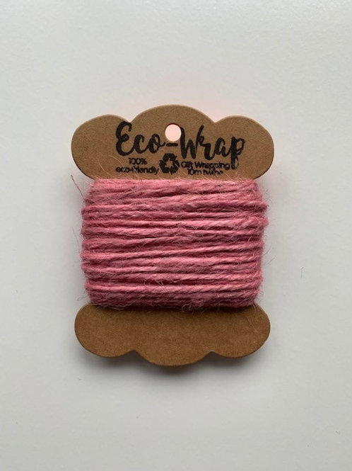 Pink 10m Twine