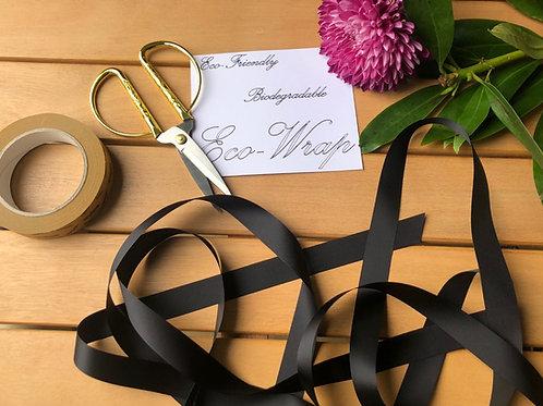 TRADE Black Ribbon 10m
