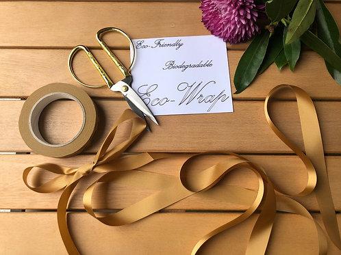 TRADE Gold Ribbon 10m