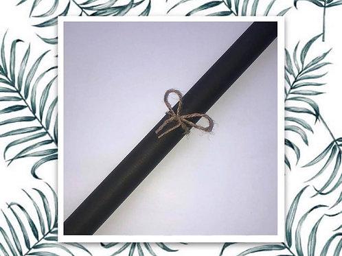 TRADE Black 4m Roll