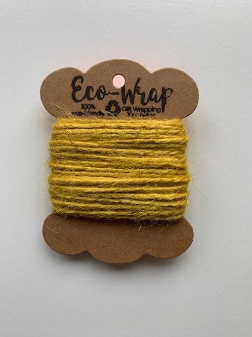 Mustard twine 10m Twine