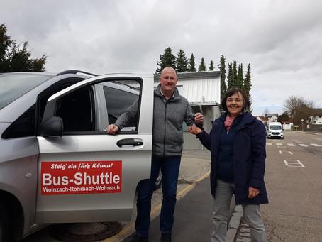 Bus-Shuttle als Initialzündung für einen bürgerfreundlichen ÖPNV
