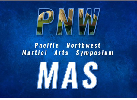 Pacific Northwest Martial Arts Symposium: Registration is now open!