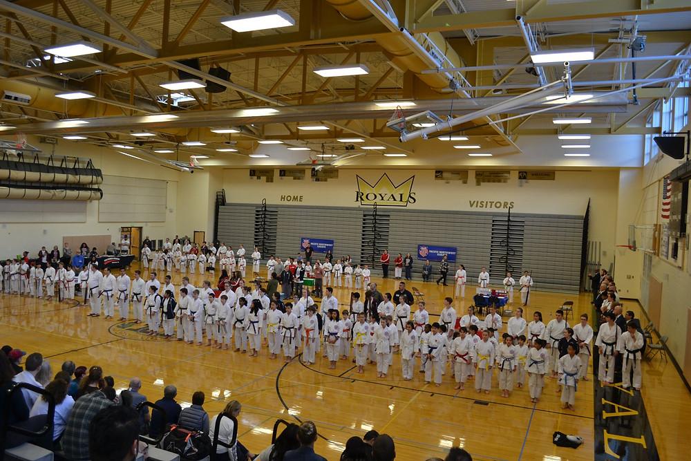 2019 PN AAU Karate District Championships