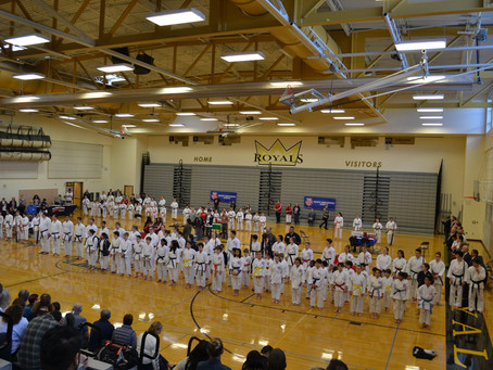 Thank you for all your support at the 2019 PN AAU Karate District Championships!