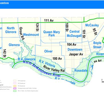 Grovenor (Ward 6) - Edmonton