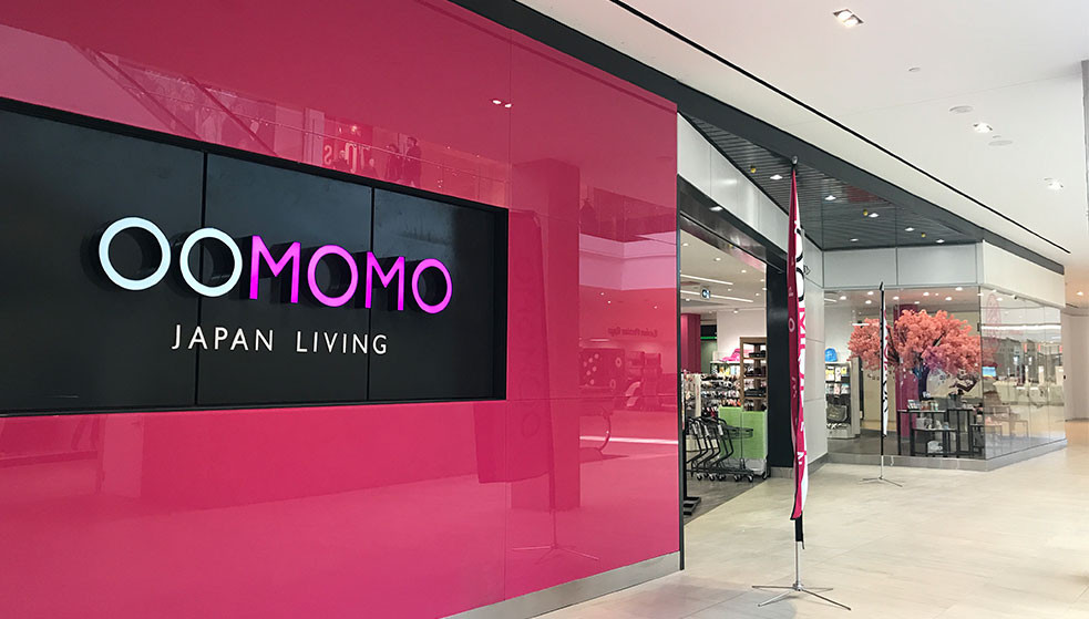 Oomomo @ Londonderry Mall - Edmonton, AB