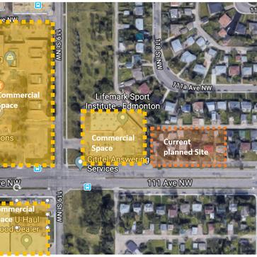 Essence - Proposed Location