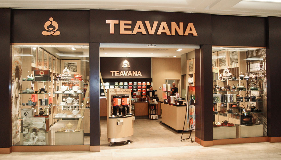 Teavana @ WEM - Edmonton, AB
