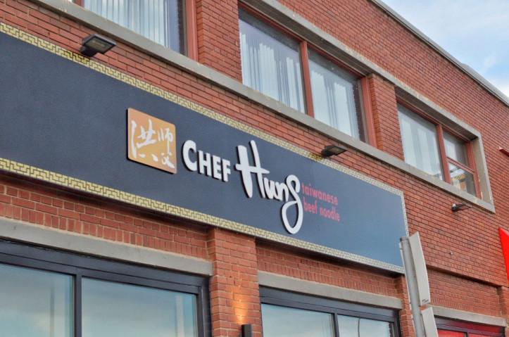 Chef Hung - Edmonton, AB