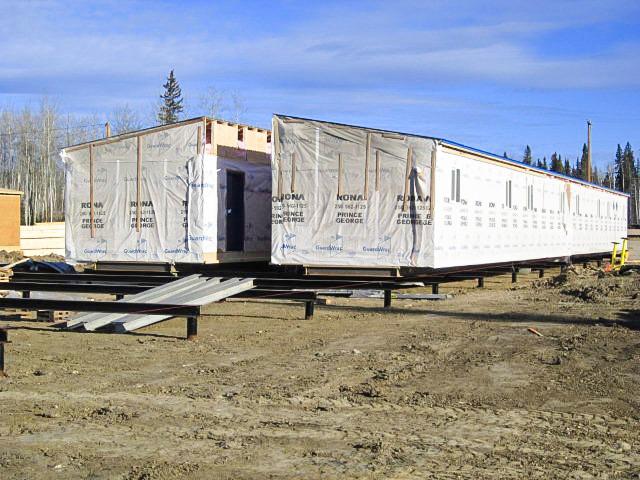 Oilfield Camps & Lodges - Northern Alberta