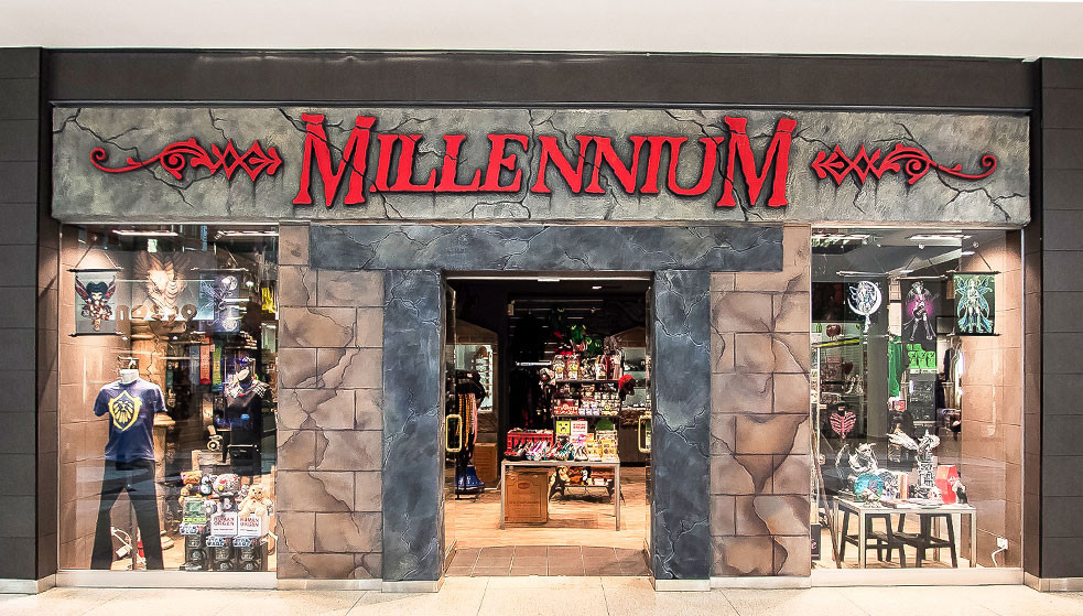 Millennium @ WEM - Edmonton, AB