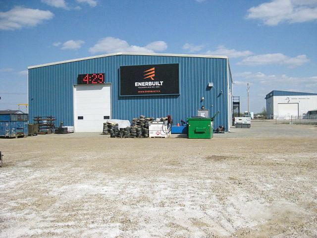 United Rentals - Nisku, Edmonton