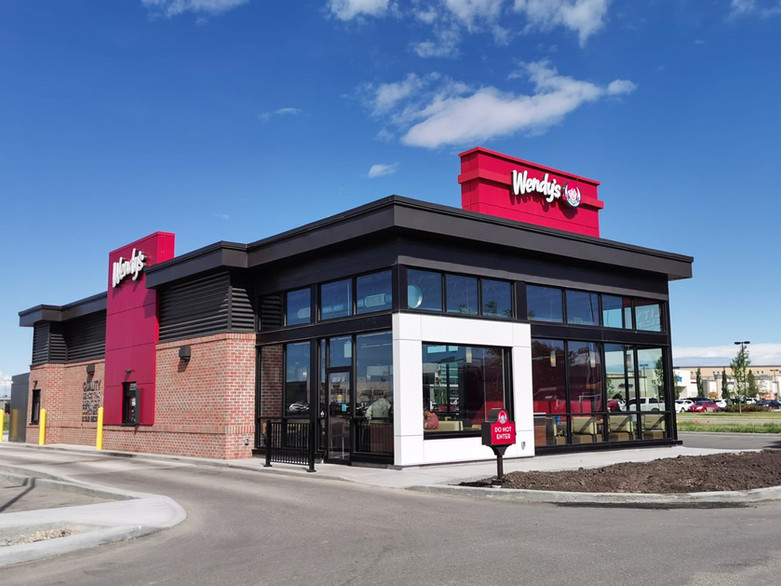 Wendy's Restaurant - Western Canada