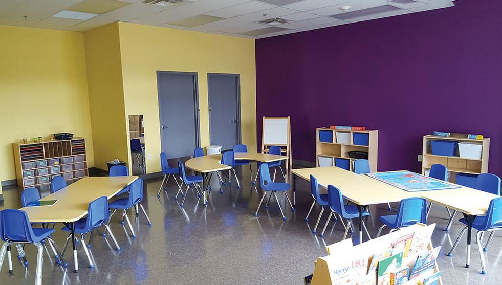 Willowbrae Academy - St. Albert, AB