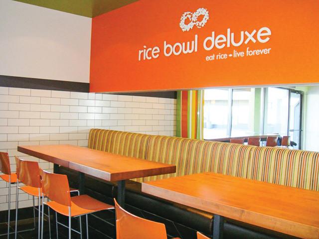 Rice Bowl Deluxe - Edmonton, AB
