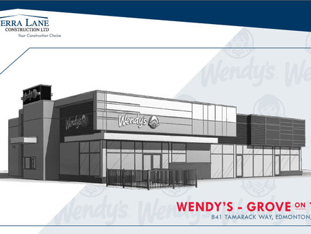 New Project: Wendy's @ Grove on 17th!